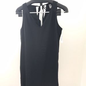Old Navy black dress